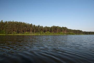 Ostrowy Lake