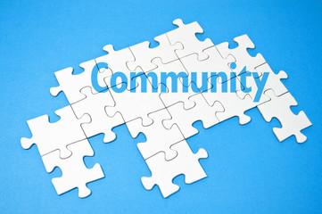Puzzle mit Community