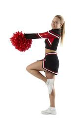 Cheerleading poses