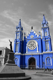 Fototapeta Francja - cytryna - Pomnik Religijny