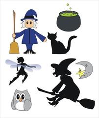 dibujos infantiles fantasía