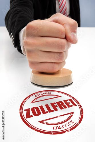 Zollfrei