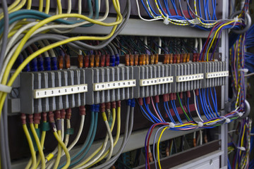 vintage electrical wiring