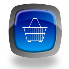 BiancoBasket shopping button