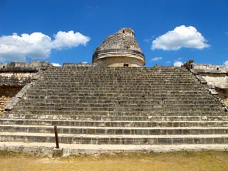 Chichén Itzá - osservatorio