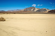 Racetrack Playa, Death Valley National Park, California.