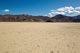 Grandstand and Racetrack Playa, Death Valley National Park