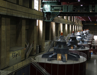 Turbines and Generators