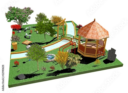 Parchi e giardini pubblici, 2 agosto a Passo Corese