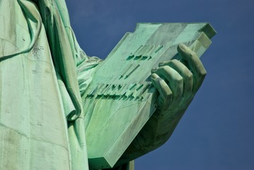 the book of miss liberty