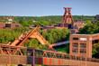 Bergwerksgelände
