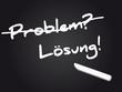 Problem? Lösung!