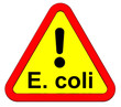 EHEC - warning sign