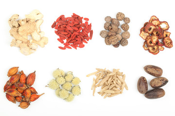 Chinese medicine herb
