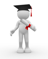 Graduation and diplama