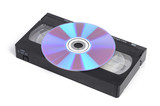 video tape and DVD