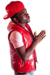 jeune homme africain - mode