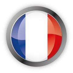 Button Europa - Frankreich France