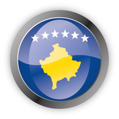 Button Europa - Kosovo
