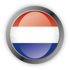 Button Europa - Niederlande Netherlands
