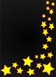 星のバックグラウンド