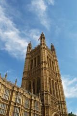 Londra, il parlamento