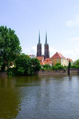 Johanniskathedrale - Dominsel - Bresau - Polen