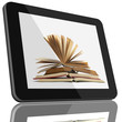 E-book digital library