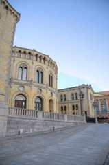 Oslo (Norway) - Parliament