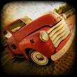 Fototapeta Starodawny - Car - Samochód