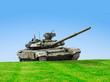 Постер, плакат: T 90S Battle Tank