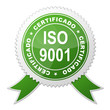 Sello ISO 9001 CERTIFICADO