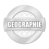 button light geographie I poster