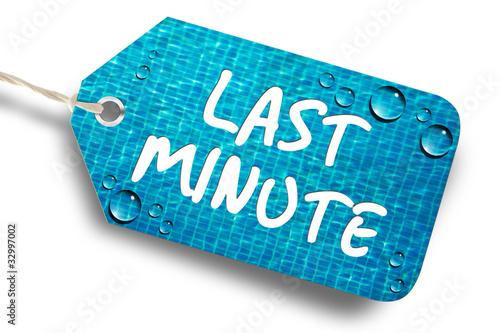 LAST MINUTE - Pool