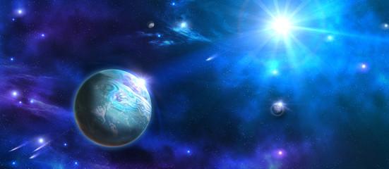 planet light