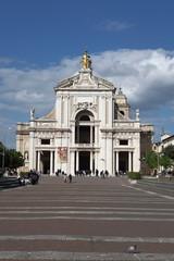 church - chiesa di S. Maria degli Angeli - Assisi