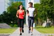 Sport und Fitness in der Stadt