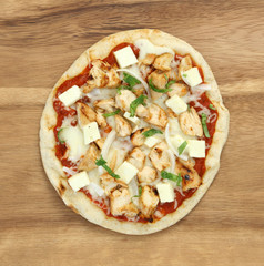Chicken Feta Pizza