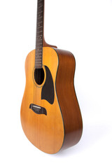 classic Guitar, A classic guitar made from wood.