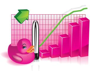 hausse des ventes de sextoy