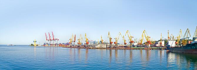 Marine port