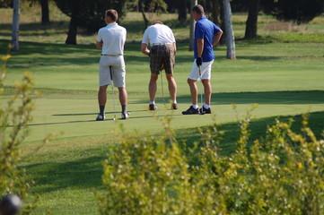 Golfstuhl