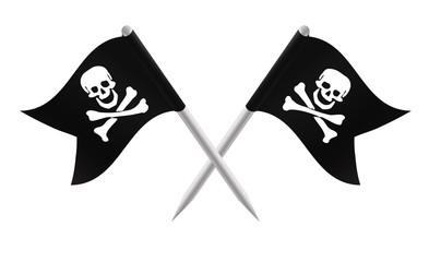 Piraten Flaggen