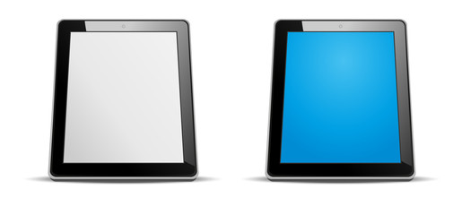 Tablet Pc - Vector