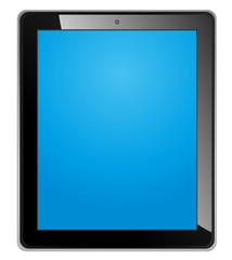 PC Touch Screen - Vector