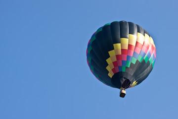 Ballon am Himmel © Matthias Buehner