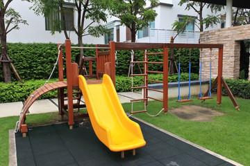 The Empty Playground