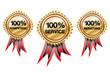 100% Service, 100% Kompetenz, 100% Beratung