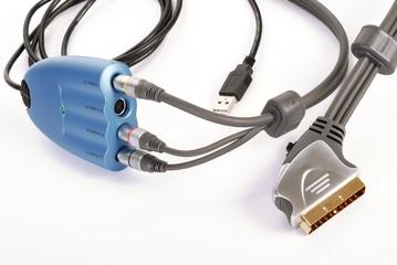 CONNETTORI VIDEO AD USB IN DIGITALE