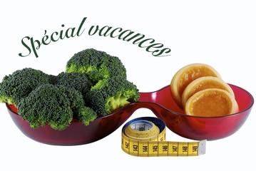 nutrition et vacances